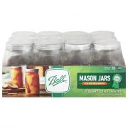 Ball Quart Wide Mouth Mason Jars