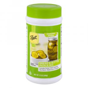 Ball Bread And Butter Pickle Mix