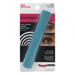 Covergirl Big Curl Mascara Regular Very Black