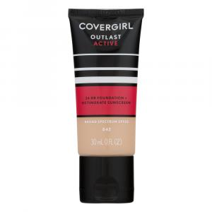 Cover Girl Outlast Active Foundation Medium Beige