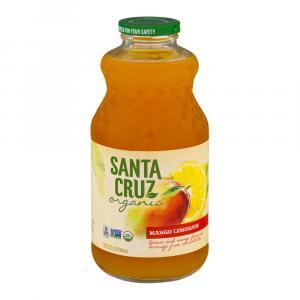 Santa Cruz Organic Sparkling Mango Lemonade