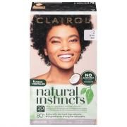 Clairol Natural Instincts #2 Midnight Black Hair Color Kit