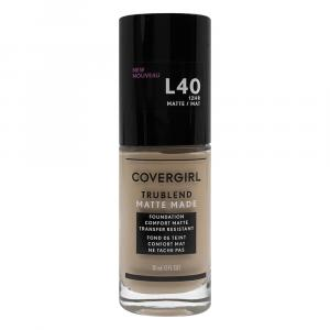 Covergirl Trublend Matte Made Classic Ivory Foundation