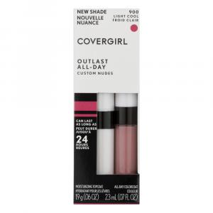 Covergirl Outlast All-Day Custom Nudes Light Cool