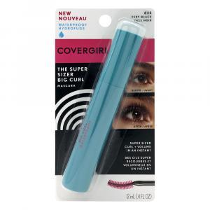 Covergirl Big Curl Mascara Waterproof Black
