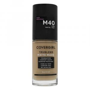 Covergirl Trublend Matte Made Warm Nude Foundation
