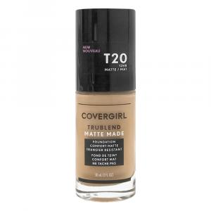Cover Girl TB Matte Liquid Make-up Soft Honey