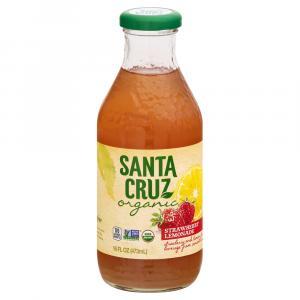 Santa Cruz Organic Strawberry Lemonade