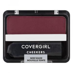 Covergirl Cheekers Bordeaux Burgundy Blush