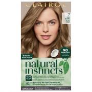 Clairol Natural Instincts #7 Coastal Dune Dark Blonde