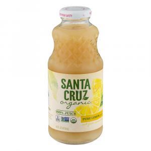 Santa Cruz Organic 100% Lemon Juice