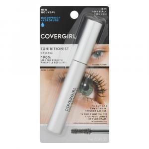 Cover Girl Exhibitionist Waterproof Mascara Very Black