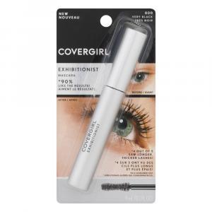 Covergirl Exhibitionist Very Black Mascara