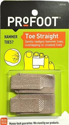 Profoot Toe Straight