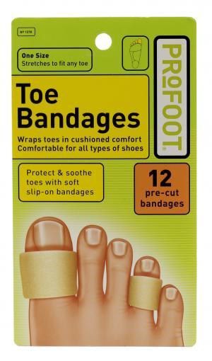 Profoot Toe Bandages