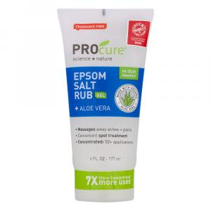 Pro Cure Epsom Salt Rub Gel