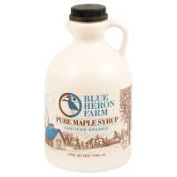 Blue Heron Medium Amber Maple Syrup