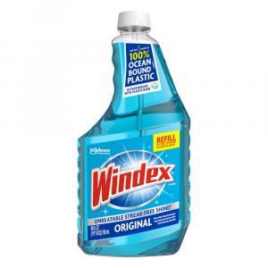 Windex Original Blue Cleaner Refill