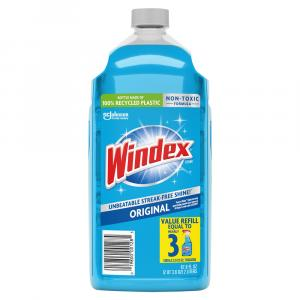 Windex Blue Glass Cleaner Refill