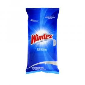 Windex Wipes Flat Pack