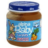 Alpina Baby Food Tropical Fruits