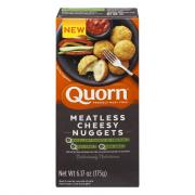 Quorn Meatless Cheesy Nuggets