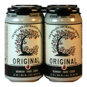 Champlain Orchards Original Hard Cider