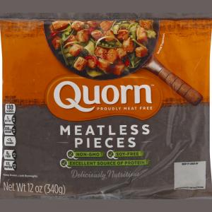 Quorn Meat Free Floured Chicken Tenders