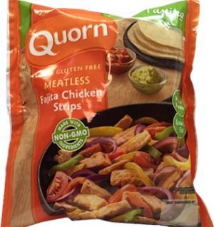 Quorn Chicken Fajita Strips