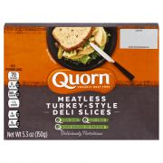 Quorn Meatless Turkey Slices