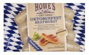 Howe's Oktoberfest Traditional Bratwurst Uncured