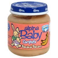 Alpina Baby Food Banana
