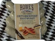 Howe's Oktoberfest Beer Bratwurst Uncured