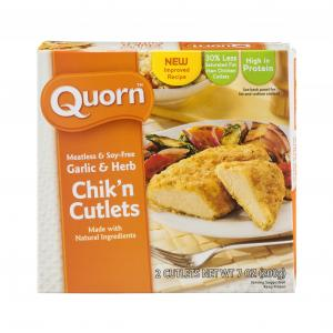 Quorn Meat Free Floured Chicken Cutlets