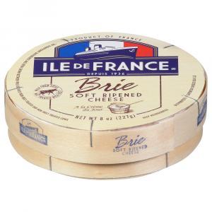 Ile De France Mini Brie Round