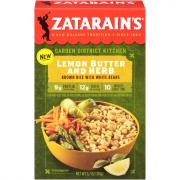 Zatarain's Lemon Butter & Herb Rice
