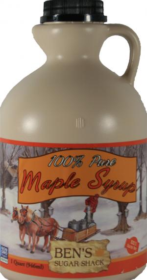 Ben's Pure Maple Syrup Quart