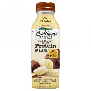 Bolthouse Farms Dutch Chocolate Banana Protein Plus Shake