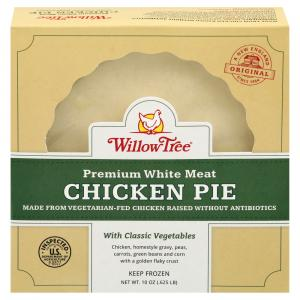 Willow Tree Chicken Pie with Vegetables