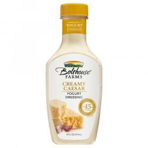 Bolthouse Farms Creamy Yogurt Caesar & Parmesan Dressing