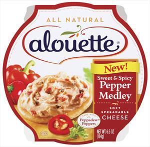 Alouette Sweet & Spicy Cheese Medley