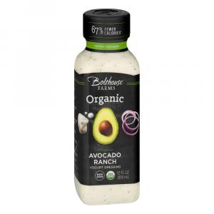 Bolthouse Farms Organic Avocado Ranch Yogurt Dressing