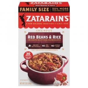 Zatarain's Red Bean & Rice Mix