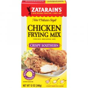 Zatarain's Crispy Southern Chicken Frying Mix
