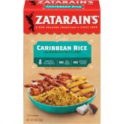 Zatarain's Carribbean Rice Mix