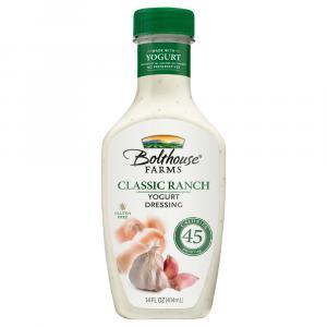Bolthouse Farms Creamy Yogurt Ranch Salad Dressing