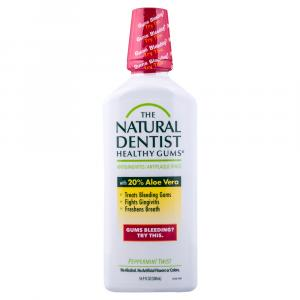 The Natural Dentist Healthy Gums Antigingivitis Rinse