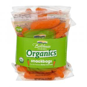 Bolthouse Farms Organic Snackbag Baby Carrots