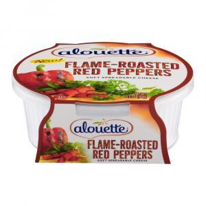 Alouette Flame Roasted Pepper Spread