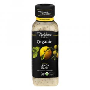 Bolthouse Farms Organic Lemon Basil Vinaigrette Dressing